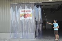 Elhúzható hő kapu