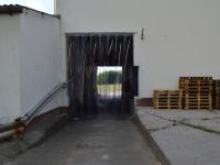 PVC termo függöny átjáróba