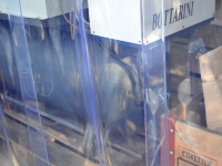Tér elválasztás PVC szalaggal