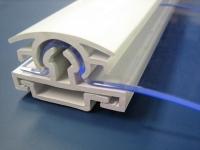 ABC profil PVC szalaghoz