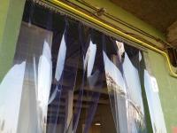 PVC függöny hővédelem