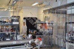 Védőfüggöny gépek, berendezésekhez