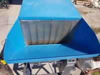 Faaprító gép védőfüggöny