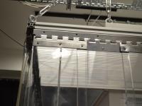 PVC védőfüggöny