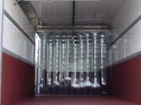 Teherautó hűtőtér hőszigetelése