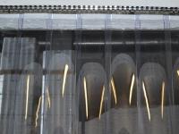Lágy PVC szalgfüggöny