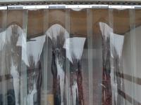 Hűtőkocsi hőfüggöny