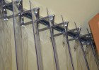Elhúzható PVC szalagfüggöny